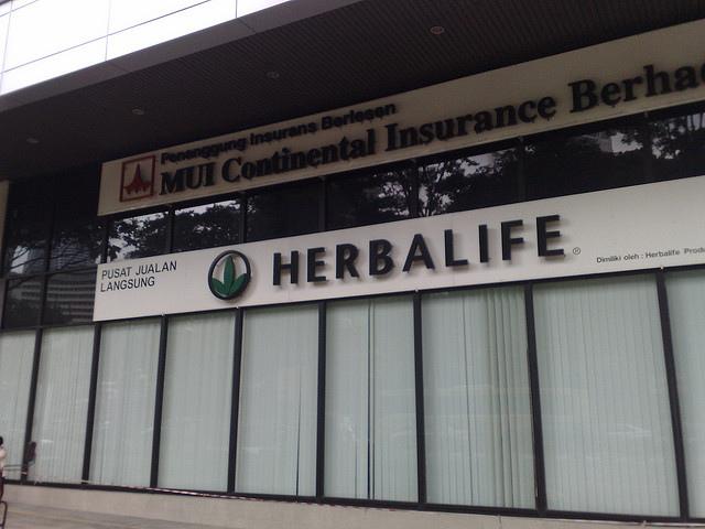 herbalife fachada