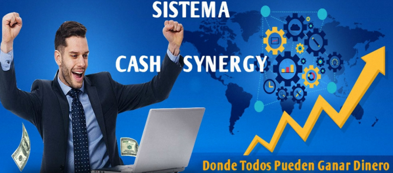 cash synergy portada