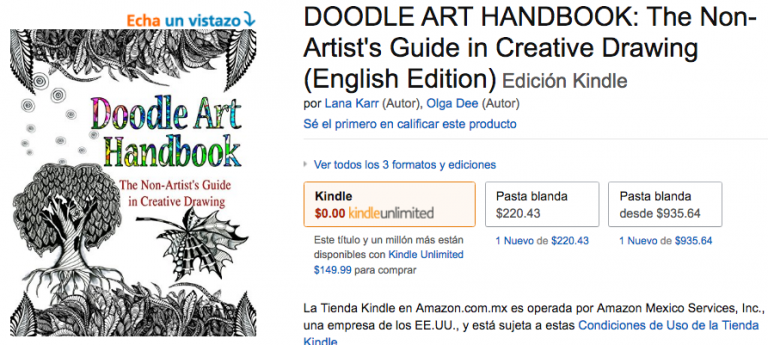producto digital doodle