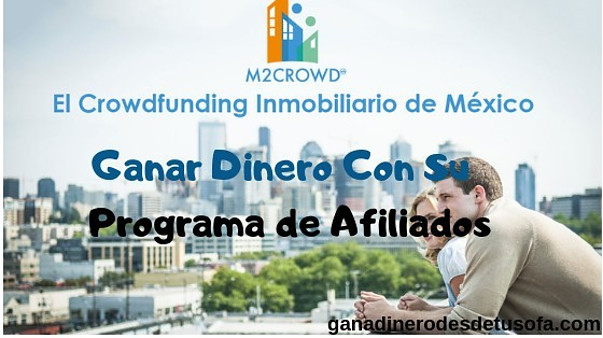 m2crowd programa de afiliados